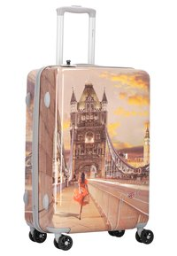 Y Not? - Wheeled suitcase - light pink - 2