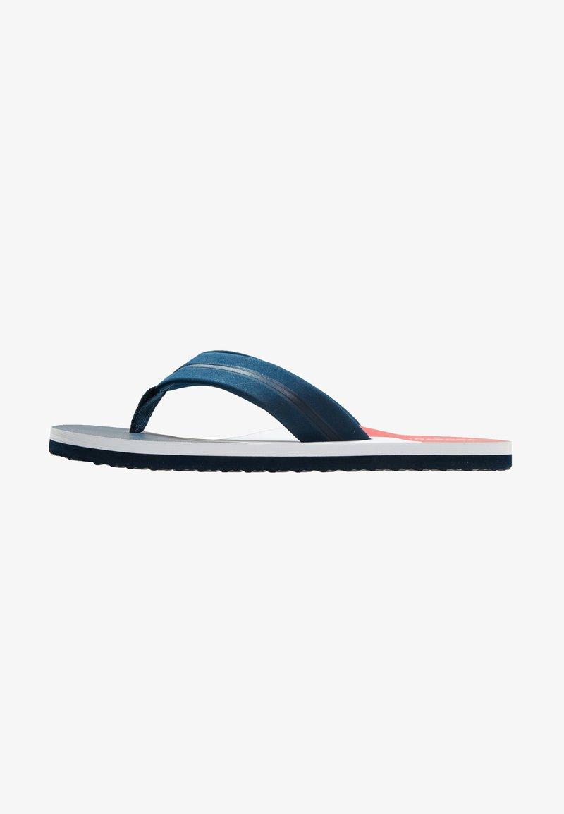 YOURTURN - Pool shoes - dark blue/red