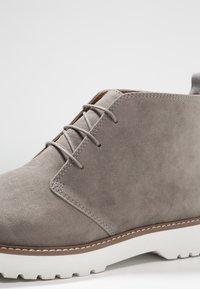 YOURTURN - Veterboots - grey - 5
