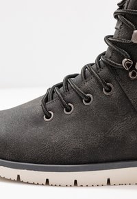 YOURTURN - Lace-up ankle boots - dark gray - 5