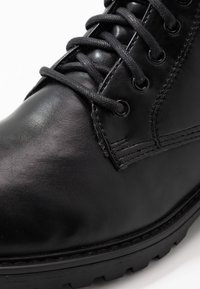 YOURTURN - Lace-up ankle boots - black - 5