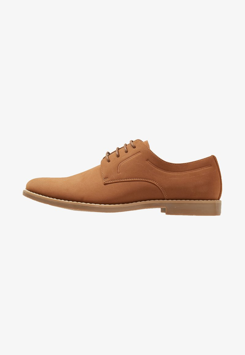 YOURTURN - Smart lace-ups - brown