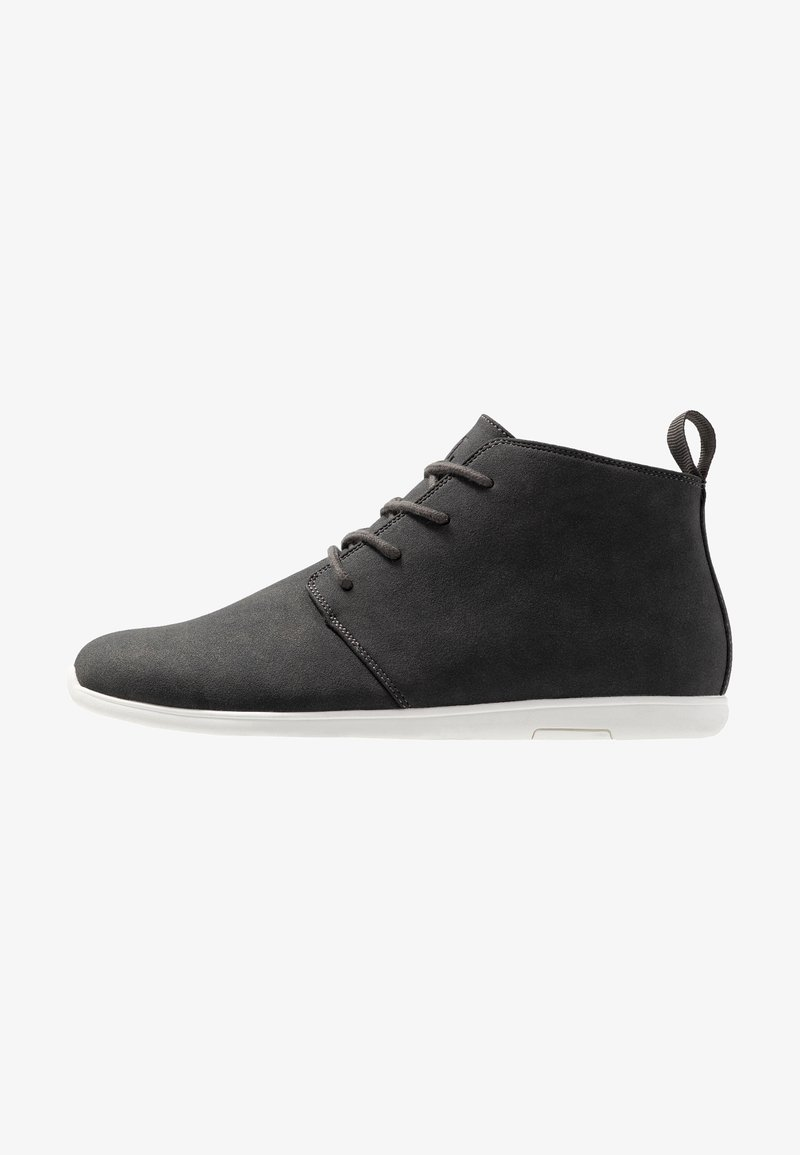 YOURTURN - Casual snøresko - dark gray