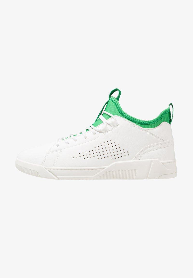 YOURTURN - Sneaker high - white