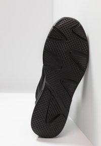 YOURTURN - Sneakersy wysokie - black - 4