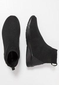 YOURTURN - Sneakersy wysokie - black - 1