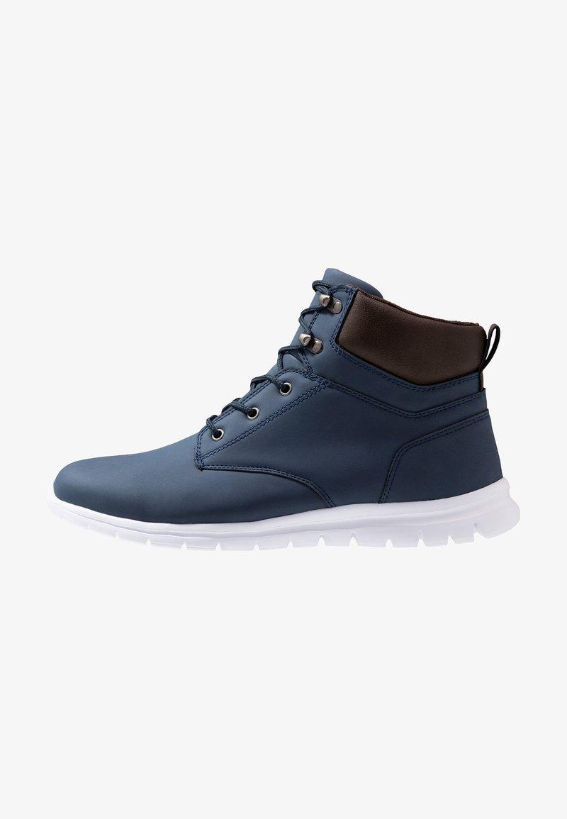 YOURTURN - Höga sneakers - dark blue