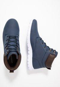 YOURTURN - Höga sneakers - dark blue - 1