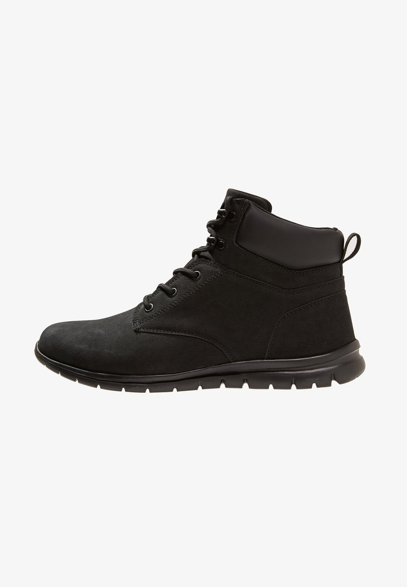 YOURTURN - Sneakersy wysokie - black