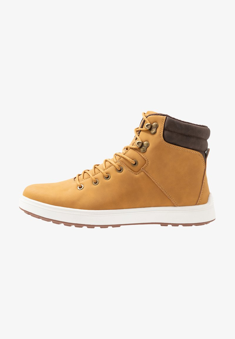 YOURTURN - High-top trainers - camel