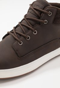 YOURTURN - High-top trainers - dark brown - 5