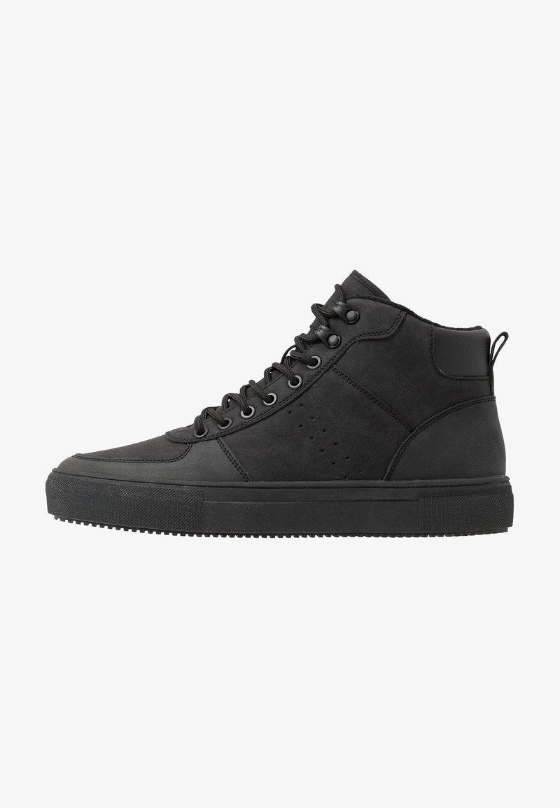 YOURTURN - Zapatillas altas - black