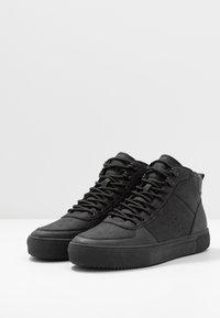 YOURTURN - Zapatillas altas - black - 2