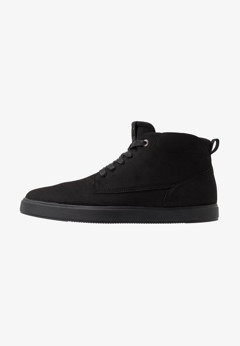 YOURTURN - Sneakers hoog - black
