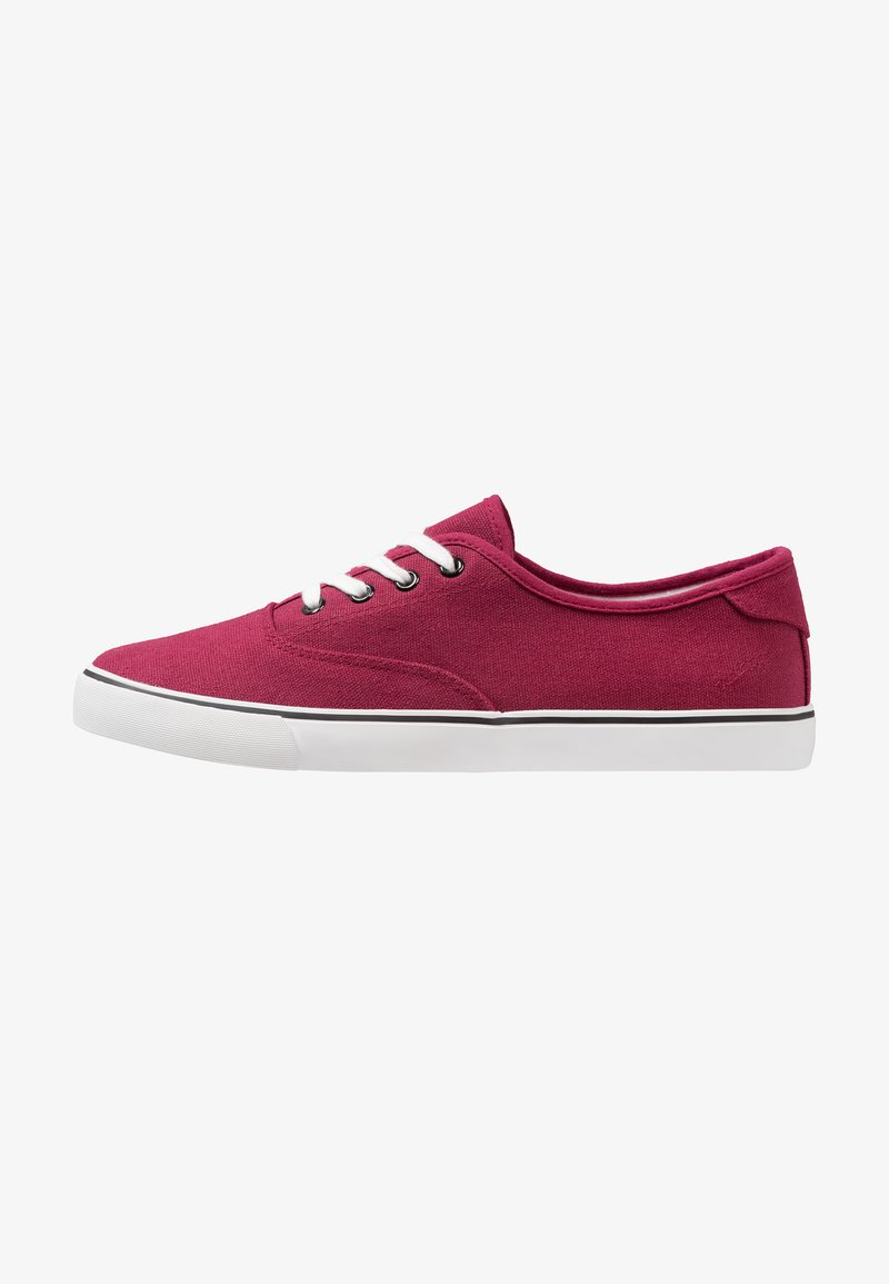 YOURTURN - Sneaker low - bordeaux