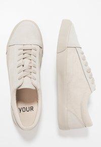 YOURTURN - Sneakersy niskie - sand - 1