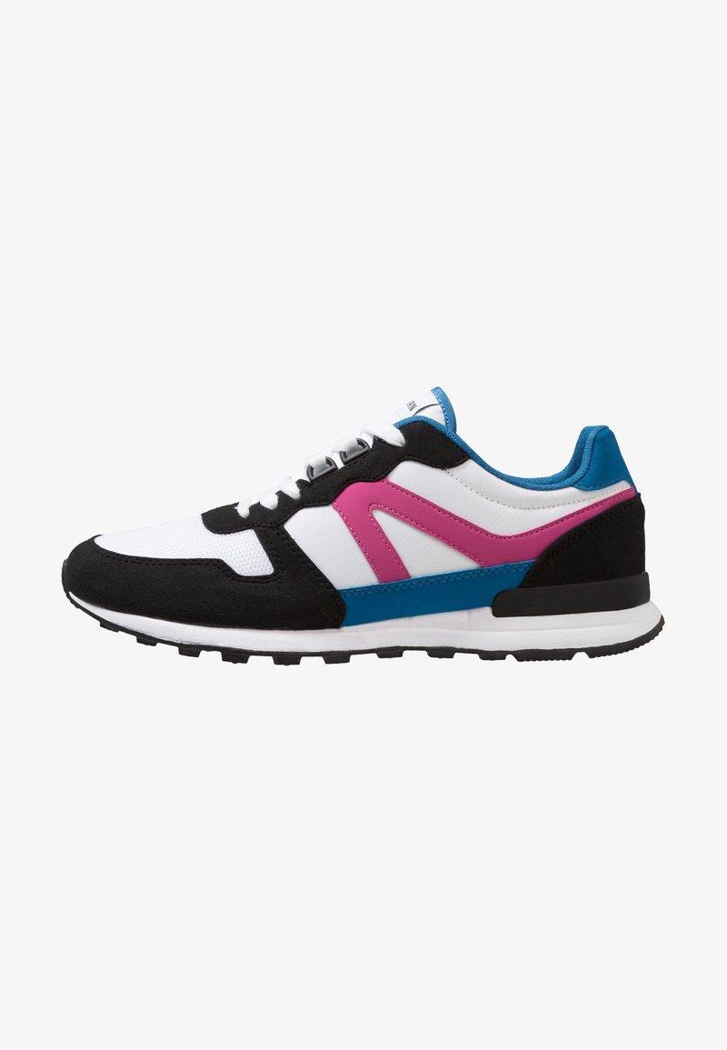 YOURTURN - Sneaker low - white/black/pink