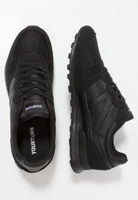 YOURTURN - Sneaker low - black - 1