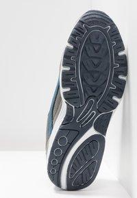 YOURTURN - Sneaker low - grey/dark blue - 4