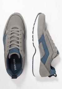 YOURTURN - Sneaker low - grey/dark blue - 1