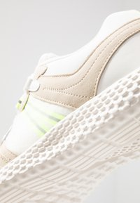 YOURTURN - Sneakersy niskie - white/light green - 5