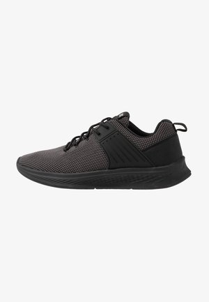 Trainers - black/grey