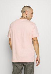 YOURTURN - Jednoduché triko - pink - 2