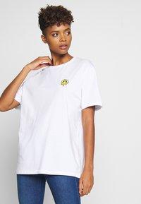 YOURTURN - Camiseta estampada - white - 3