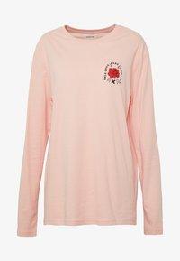 YOURTURN - Camiseta de manga larga - pink - 5