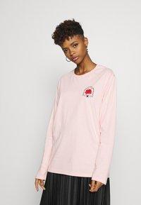 YOURTURN - Camiseta de manga larga - pink - 3