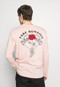 YOURTURN - Camiseta de manga larga - pink - 0