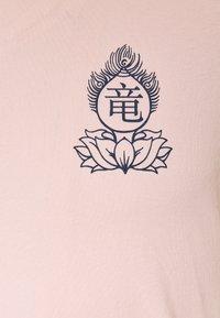 YOURTURN - Print T-shirt - pink - 3