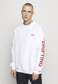 YOURTURN - UNISEX - Sweater - white - 0