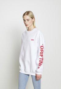 YOURTURN - UNISEX - Sweater - white - 3