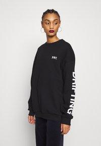 YOURTURN - UNISEX - Sweatshirt - black - 4