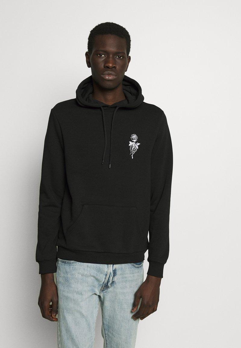 YOURTURN - Hoodie - black