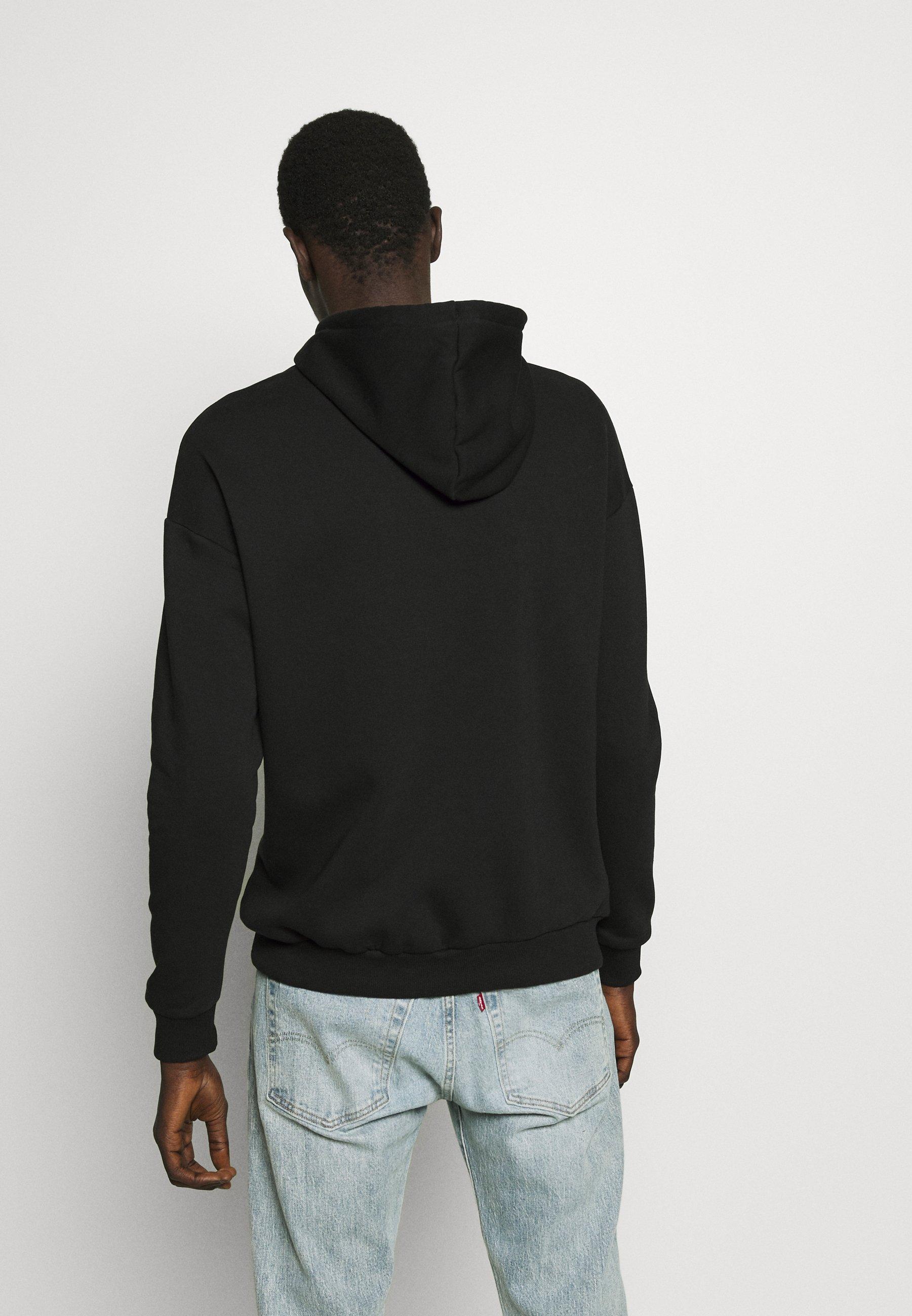 YOURTURN Luvtröja - black - Herrkläder Rabatter