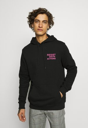 UNISEX - Sweatshirt - black