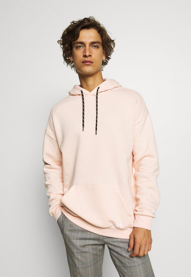YOURTURN - Felpa con cappuccio - pink