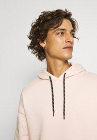 YOURTURN - Felpa con cappuccio - pink - 3