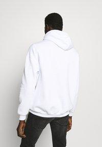 YOURTURN - UNISEX - Hoodie - white - 2