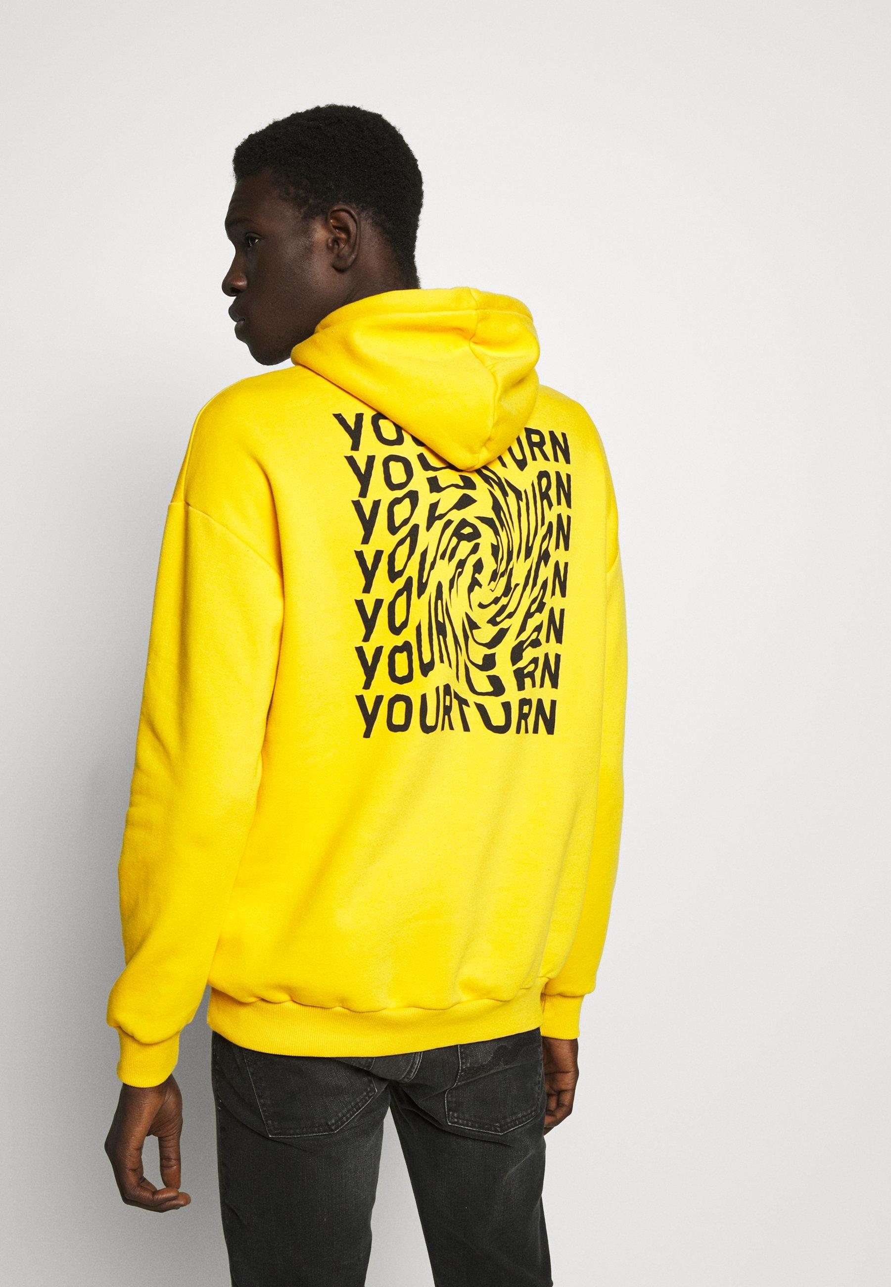 YOURTURN Sweatshirt - yellow