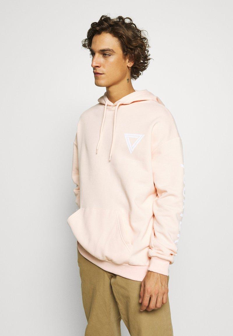 YOURTURN - Hoodie - pink