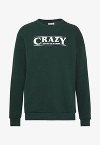 YOURTURN - Sweatshirt - dark green - 5