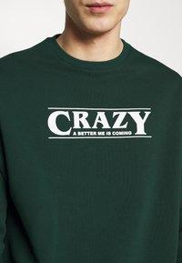 YOURTURN - Sweatshirt - dark green - 6