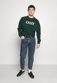 YOURTURN - Sweatshirt - dark green - 1