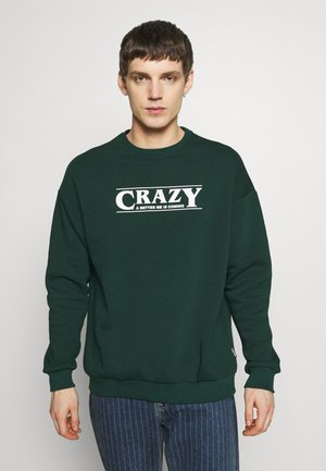 UNISEX - Sweatshirt - dark green