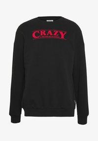YOURTURN - UNISEX - Sweater - black - 4