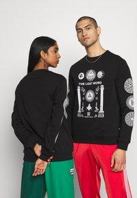 YOURTURN - UNISEX - Sweater - black - 2