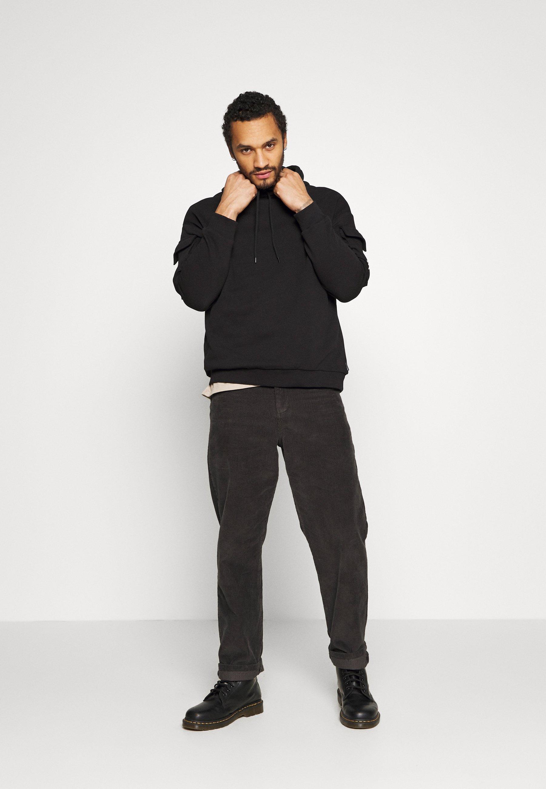 Yourturn Sweatshirts - Black